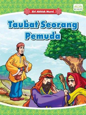 cover image of Taubat Seorang Pemuda