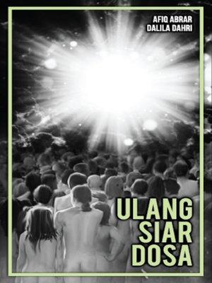 cover image of Ulang Siar Dosa
