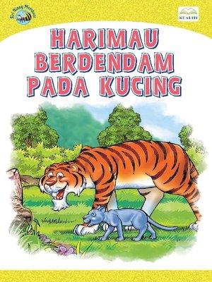 cover image of Harimau Berdendam Pada Kucing
