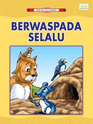 cover image of Berwaspada Selalu
