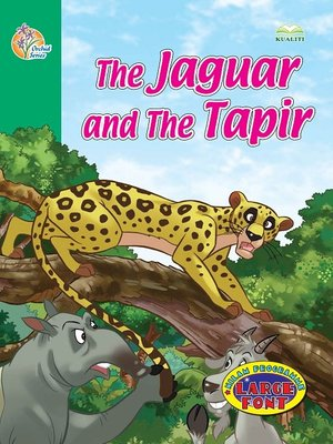 cover image of The Jaguar And The Tapir