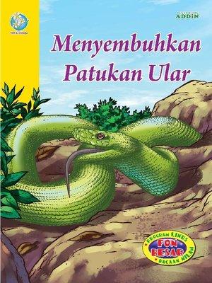 cover image of Menyembuhkan Patukan Ular