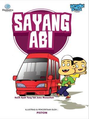 cover image of Sayang Abi