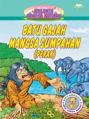 cover image of Batu Gajah Mangsa Sumpahan (Perak)