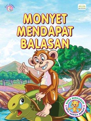 cover image of Monyet Mendapat Balasan
