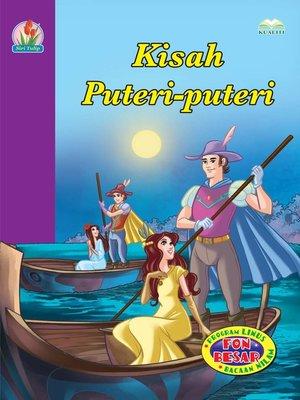 cover image of Kisah Puteri-puteri
