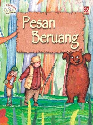 cover image of Pesan Beruang