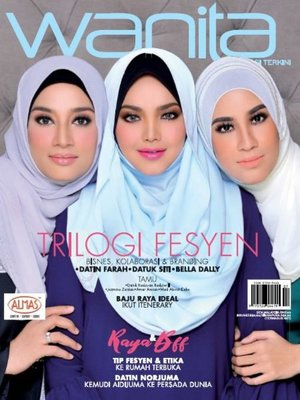 cover image of Wanita, Julai 2016