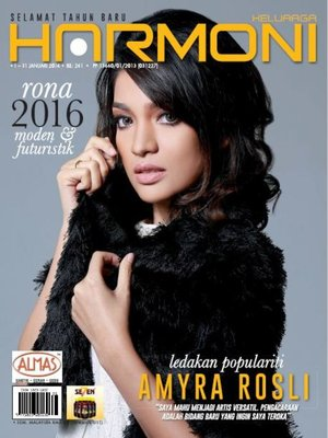 cover image of Harmoni, Januari 2016