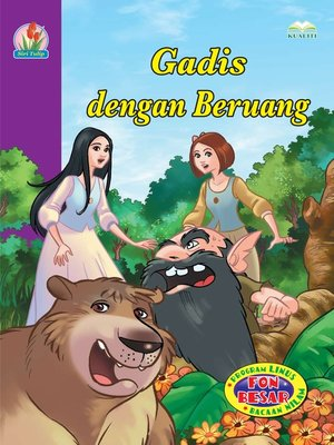 cover image of Gadis dengan Beruang