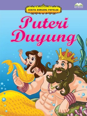 cover image of Puteri Duyung