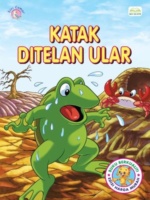 cover image of Katak Ditelan Ular