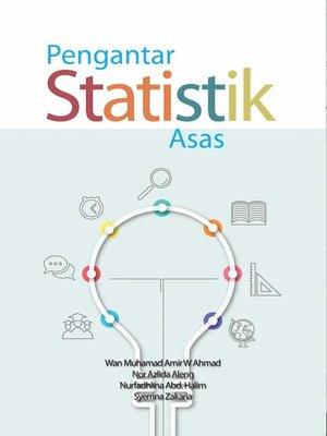cover image of Pengantar Statistik Asas