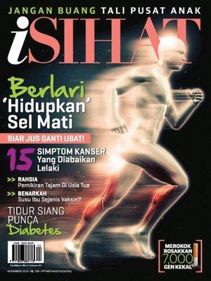 cover image of iSihat, November 2016
