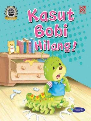 cover image of Kasut Bobi Hilang