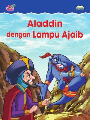 cover image of Aladdin Dengan Lampu Ajaib