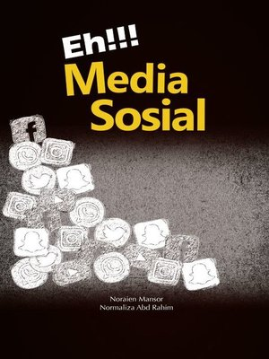 cover image of Eh!!! Media Sosial