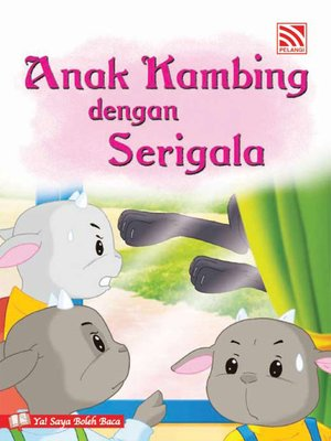 cover image of Anak Kambing dengan Serigala