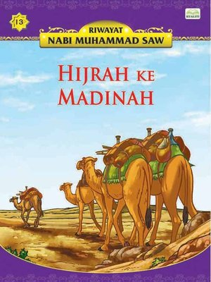 cover image of Hijrah Ke Madinah