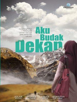 cover image of Aku Budak Dekan
