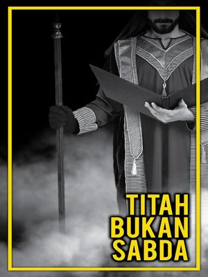 cover image of Titah Bukan Sabda