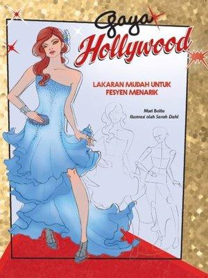cover image of Lakaran Mudah Untuk Fesyen Menarik: Gaya Hollywood