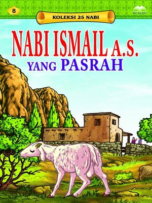 cover image of Nabi Ismail a.s. yang Pasrah