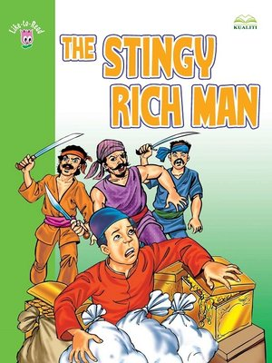 cover image of The Stingy Rich Man