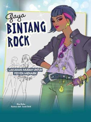 cover image of Lakaran Mudah Untuk Fesyen Menarik: Gaya Bintang Rock