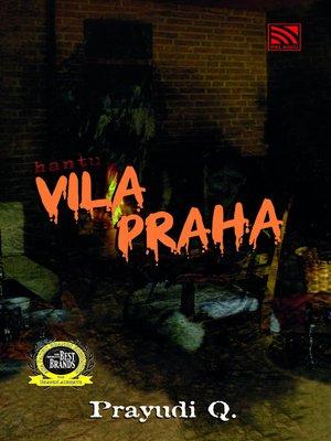 cover image of Hantu Vila Praha
