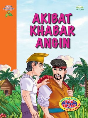 cover image of Akibat Khabar Angin