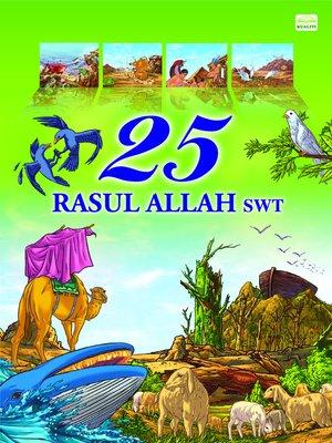 cover image of 25 Rasul Allah SWT