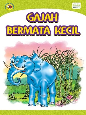 cover image of Gajah Bermata Kecil