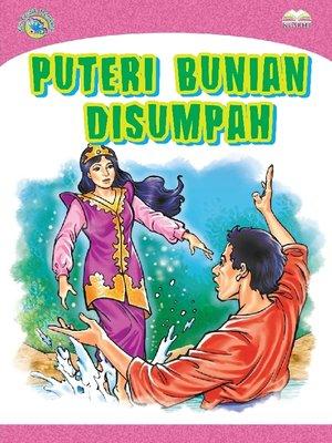 cover image of Puteri Bunian Disumpah