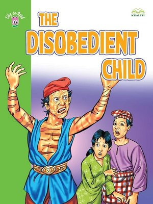 cover image of The Disobedient Child