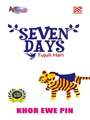 cover image of Seven Days