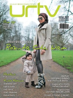 cover image of URTV, Februari 2016