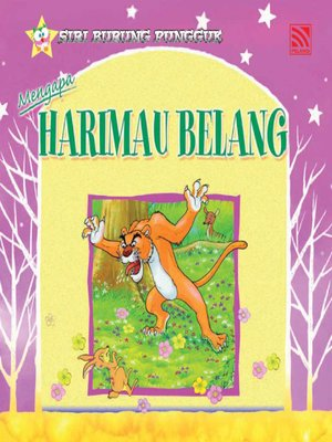 cover image of Mengapa Harimau Belang