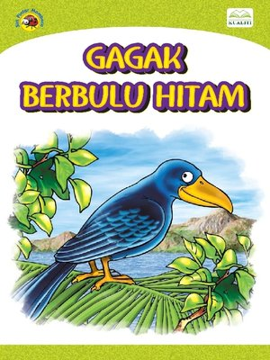 cover image of Gagak Berbulu Hitam