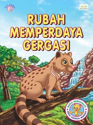 cover image of Rubah Memperdaya Gergasi