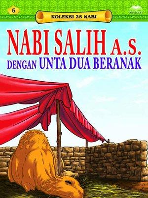 cover image of NabiSaliha.s.denganUntaDuaBeranak