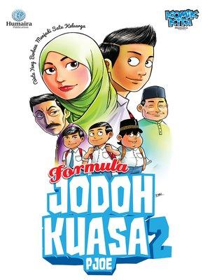 cover image of Formula Jodoh Kuasa, Volume 2