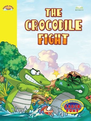 cover image of The Crocodile Fight