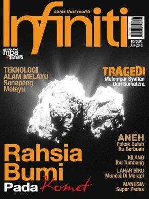 cover image of Infiniti, Jun 2016