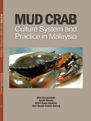 cover image of Mud Crab Culture System and Practice in Malaysia