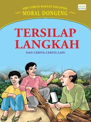 cover image of Tersilap Langkah Dan Cerita-Cerita Lain