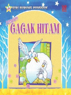 cover image of Mengapa Gagak Hitam