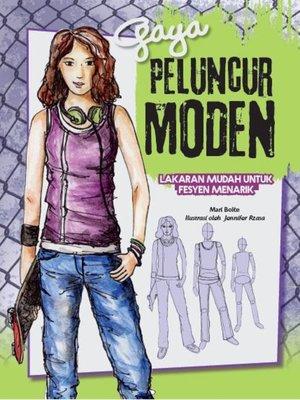 cover image of Lakaran Mudah Untuk Fesyen Menarik: Gaya Peluncur Moden
