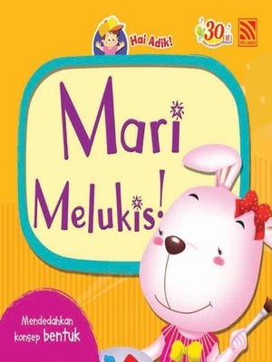 cover image of Mari Melukis!