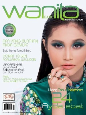 cover image of Wanita, Mac 2016